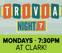 Trivia Night at Clark Road