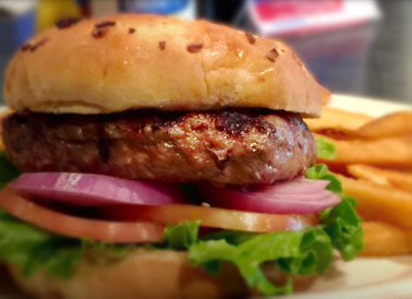 $5 Burger Mondays at Hillview